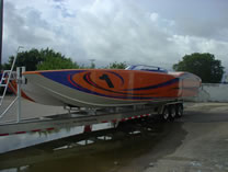 1 Boat Paint Job