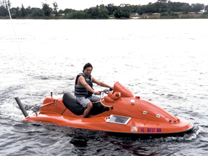Jet Ski Fabrication Project